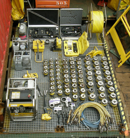 History Tecnosub Diving Survey And Underwater Subsea